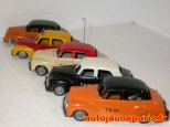 Micro Models Holden taxis