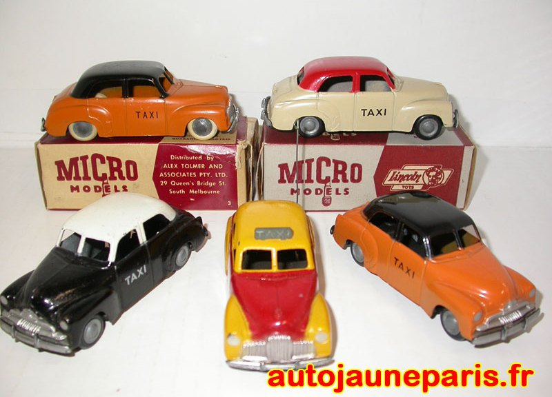Micro Models Holden