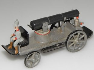 Ernest Plank canon automoteur