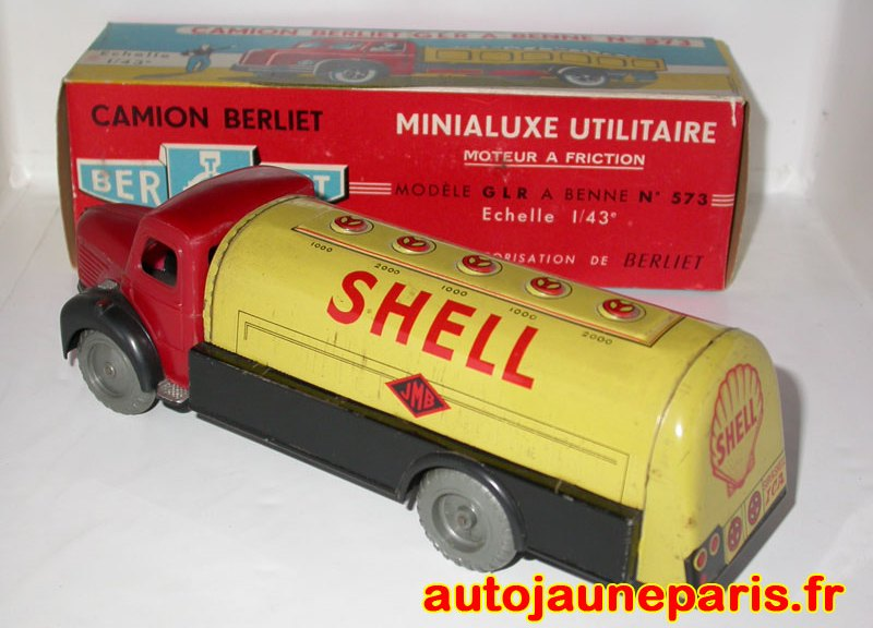 Citerne Shell