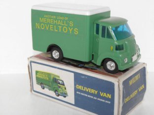 Merehall's Noveltoys Morris fourgon