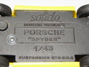 Porsche 550 Solido Brosol