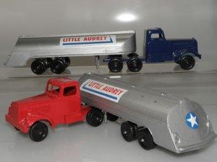 Ralstoys camions Autocar citerne Little Audrey