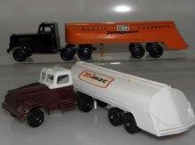 Ralstoys camions Autocar citerne Trimac