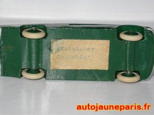 Prototype bois (étiquette en papier)