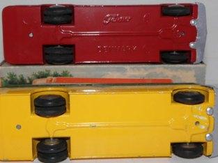 chassis Tekno et Mecline