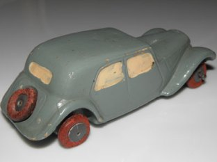 Traction Citroën JRD