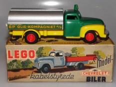 Lego Chevrolet citerne BP