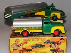 Lego Chevrolet citernes BP