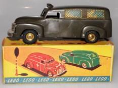 Lego Chevrolet politi