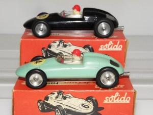 Solido Porsche F2 couleurs peu fréquentes