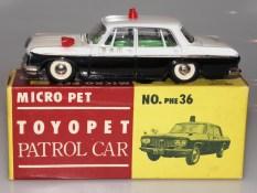 Cherryca Phenix Toyopet police (rare)