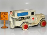 Savoye fourgon ambulance