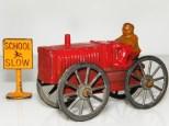 rare Savoye tracteur routier