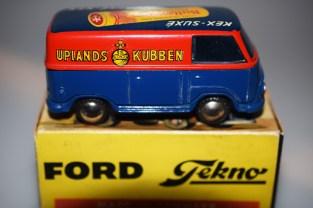 Tekno Ford Taunus Uplands Kubben (Suède)