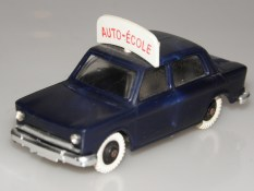 Clé Simca 1000 auto école