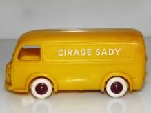 "Bourbon Peugeot ""cirage Sady"""