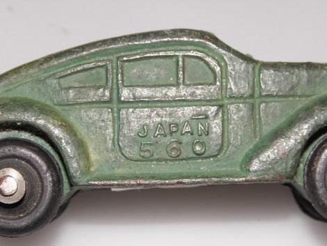 Caoutchouc (rubber) Toyota AA