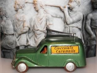 PM Lancia camionette Cioccolato Caramelle