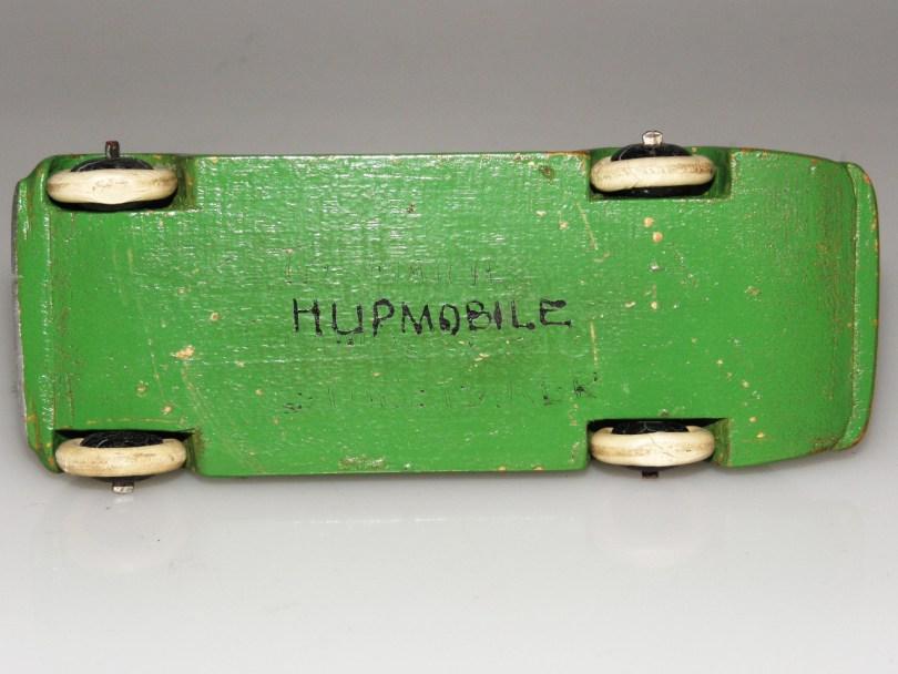 Dinky Toys série 39 Hupmobile (prototype bois)