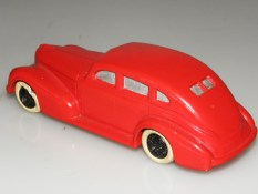 Dinky Toys série 39 Chrysler Royal (prototype bois)