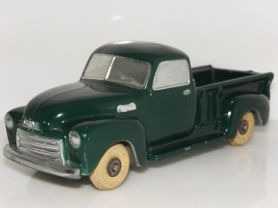 National-product GMC pick up