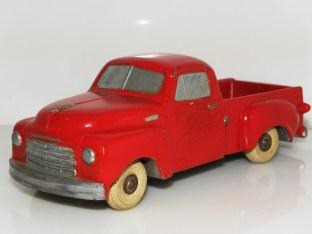 National-product Studebaker pick up 1949