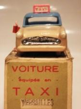 Minialuxe Simca Versailles taxi