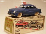 Minialuxe Ford Vedette taxi