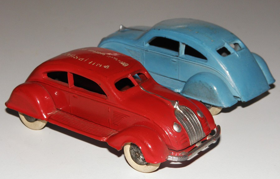 "RS Toys De Soto Airflow ""Philipsons"""