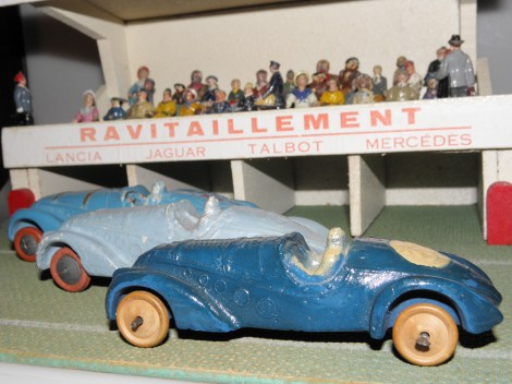 JRD Le Mans 1937: arrivée comme à la parade !