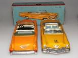 Mercury Cadillac nuances de jaune