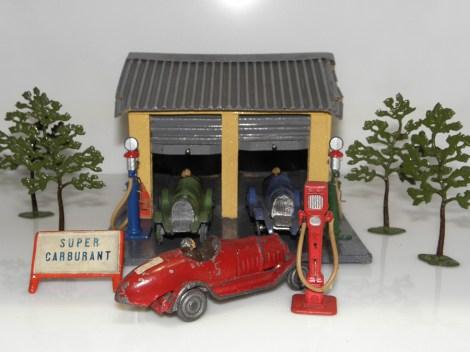 CD-Bugatti aux garage