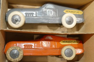 coffret Panam'auto avec Renault Nervasport de record