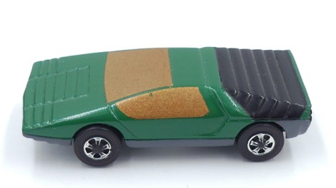 Dinky toys France Carabo Bertone1/60 avec roues rapide