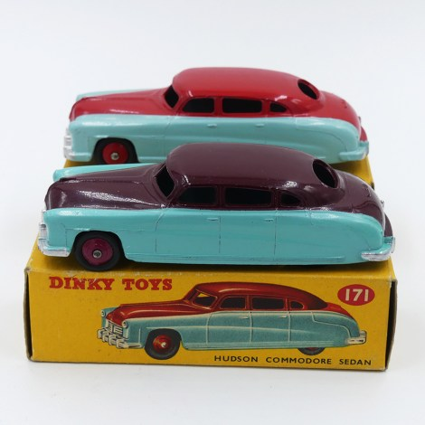 rare Dinky-Toys Hudson Commodore