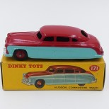 Dinky-Toys Hudson Commodore découpe haute( nuance verte)