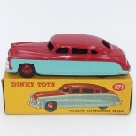 Dinky-Toys Hudson Commodore découpe haute( nuance bleu)