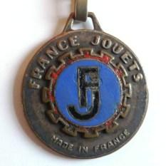 FJ porte clef