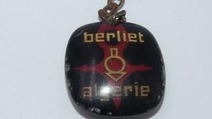 porte clef Berliet Algérie