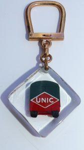 porte clefs Unic