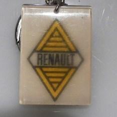 Porte clefs régie Renault