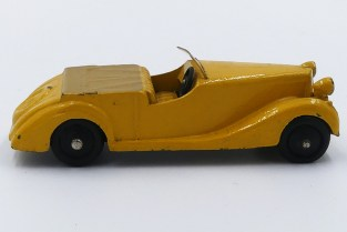 Dinky Toys Sunbeam Talbot première série nuances de gris