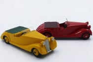 Dinky toys serie38 Sunbeam Talbot export