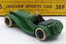 Dinky Toys série 38 Jaguar SS100 prototype en bois