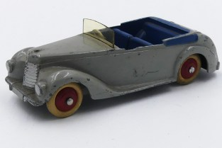prototype Dinky toys serie38 Armstrong Siddeley export
