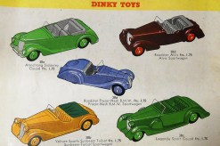 Dinky Toys catalogue USA