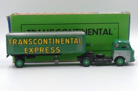 CIJ-saviem JM240 transcontinental express
