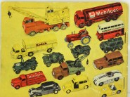 Catalogue Dinky-toys Hudson Dobson 1955-1956