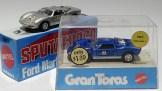 Mattel Hot Wheels Ford Mark II